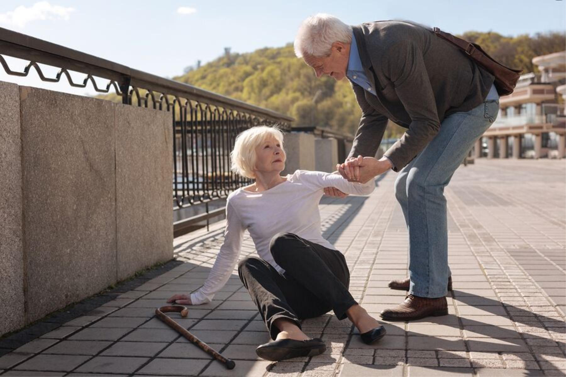 Crystal Home Health Care's Fall Prevention Program